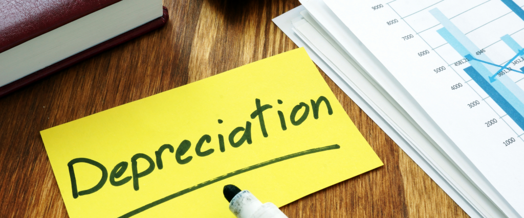 Depreciation Claims on Investment Property